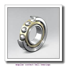10 mm x 26 mm x 8 mm  FAG HS7000-C-T-P4S angular contact ball bearings