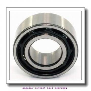 35 mm x 72 mm x 27 mm  ZEN 3207-2RS angular contact ball bearings