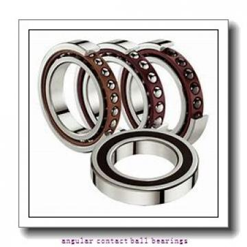 34,48 mm x 169 mm x 96,5 mm  PFI PHU590039 angular contact ball bearings