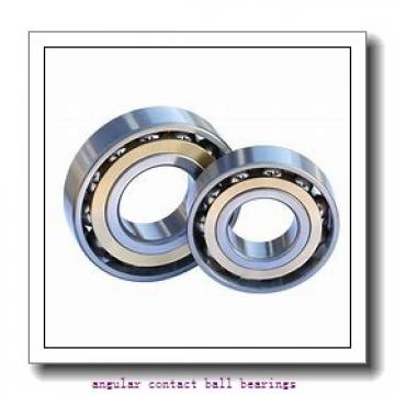 45 mm x 88,02 mm x 39 mm  Fersa F16121 angular contact ball bearings