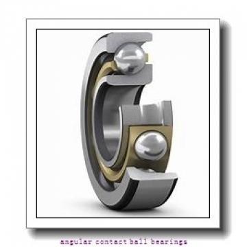 40 mm x 100 mm x 45 mm  NSK HDJT40=1 angular contact ball bearings