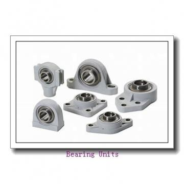 INA PCFTR45 bearing units