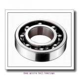 40 mm x 90 mm x 27 mm  SIGMA 8608 deep groove ball bearings