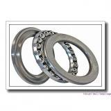 75 mm x 135 mm x 14 mm  ISB 52218 thrust ball bearings