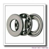 75 mm x 130 mm x 25 mm  FAG 7602075-TVP thrust ball bearings