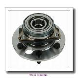 Toyana CX054 wheel bearings